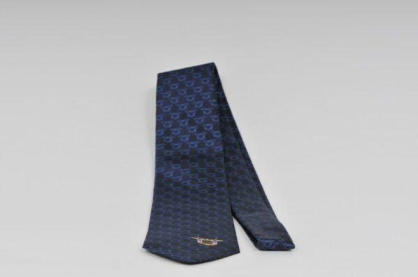 Cravate Soie logo CNA